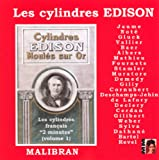 les cylindres edison: 2 minutes vol.1