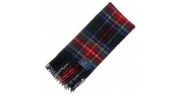 Clans of Scotland Noir Stewart Tartan Écharpe - écossais Laine Clan écharpes,  Rouge  Amazon.fr  Vêtements et accessoires 1dd42c0da90