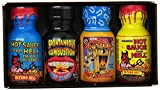 Xtreme Heat Mini Hot Sauce Collection: Pack Of 4...