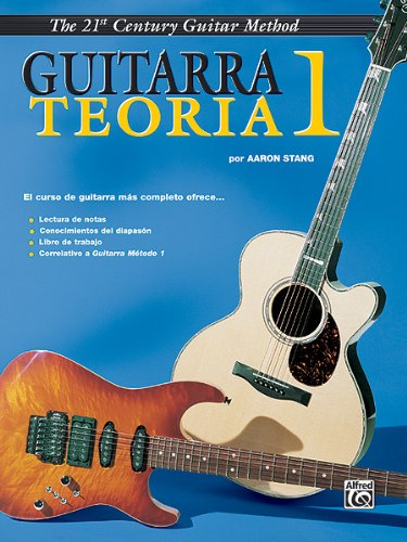 Belwin's 21st Century Guitar Theory 1: Spanish Language Edition (21st Century Guitar Course) por Sandy Feldstein