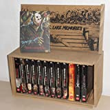 Freitag der 13. Collection 1-12 +Crystal Lake Memories Komplettbox (Wooden Box)