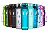 Super Sparrow Sports Water Bottle - 1000ml - Non-Toxic BPA Free & Eco-Friendly