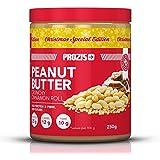 Beurre de cacahuète goût brioche à la cannelle 250 g Croquant