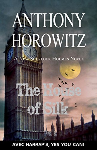 Harrap 's The House of Silk par Anthony Horowitz
