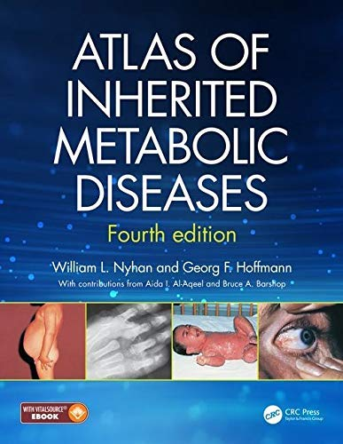 Atlas of Inherited Metabolic Diseases (English Edition)
