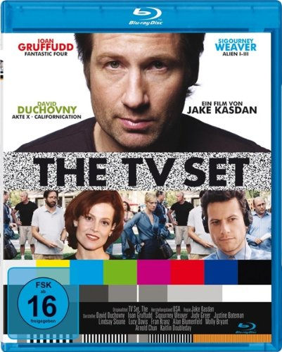 Bild von The TV-Set [Blu-ray]
