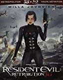 Resident Evil : Retribution [Combo Blu-ray 3D + Blu-ray - Édition...