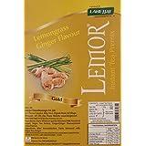 Lemor Gold Lemongrass Ginger Flavour Instant Tea Premix