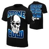 "Stone Cold Steve Austin ""Stomping Mudholes"" Authentic T-Shirt"