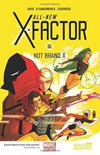 ALL NEW X-FACTOR 01 NOT BRAND X