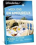 Wonderbox - Coffret cadeau couple - WEEK-END EN AMOUREUX – 1430 week-ends romantiques : hôtels, gîte