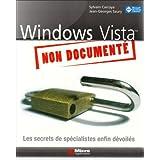 Windows Vista non documenté
