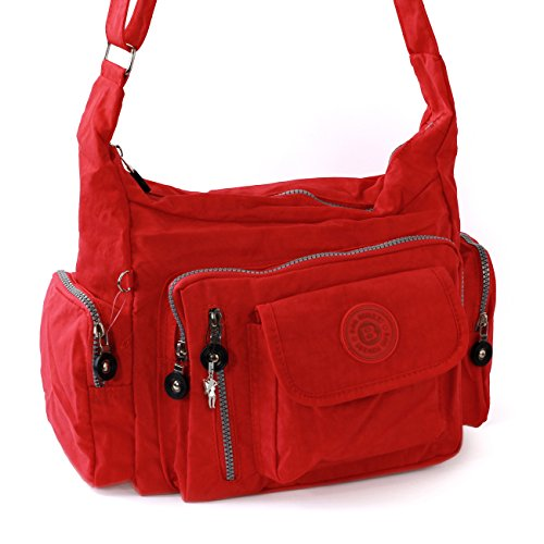 bag-street-umhangetasche-bodybag-nylon-multicolore-rot-30x22x15cm