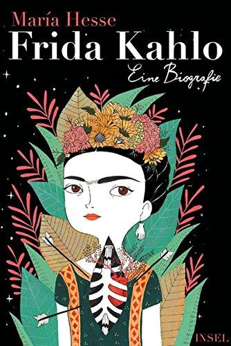 Buchseite und Rezensionen zu 'Frida Kahlo: Eine Biografie (insel taschenbuch)' von María Hesse