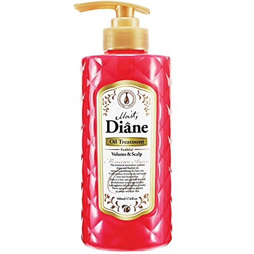 Moist Diane Oil Hair Treatment Volume & Scalp