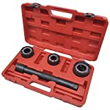 vidaXL 4tlg. Spurstangengelenk Werkzeug Set Spurstangenkopf Axialgelenk Abzieher