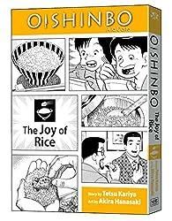 OISHINBO VOL 06 JOY OF RICE (C: 1-0-1)