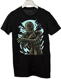Tshirt Mummia - The Mummy - horror - street art- style - fashion - humor