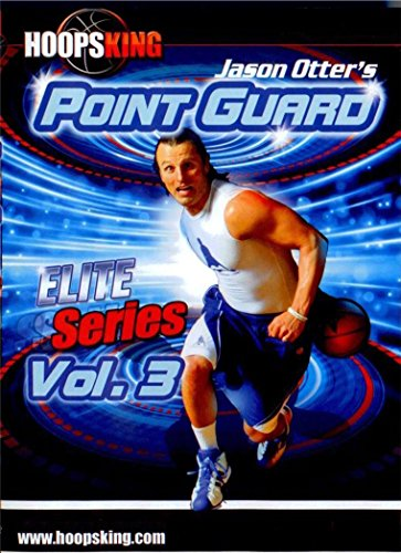 HoopsKing Point Guard Elite Basketball Volume 3 Trainings-DVD -