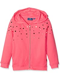 Tom Tailor Sweet Hoodie Jacket, Sweat-Shirt Fille