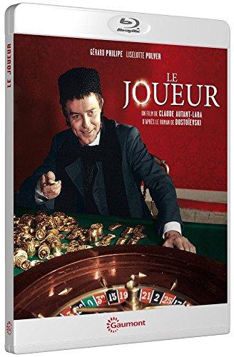 Bild von Le joueur [Blu-ray] [FR Import]