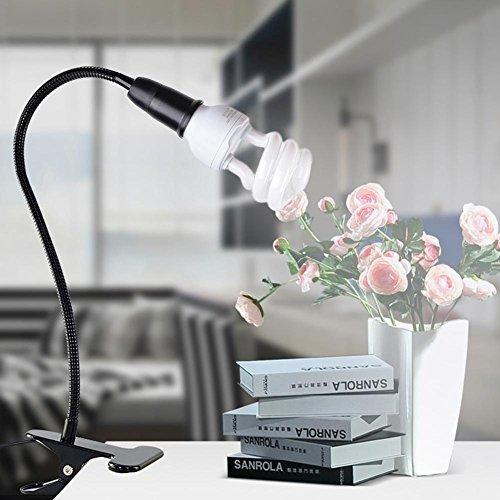 Starter Soporte flexible lámpara E27 tenedor lámpara