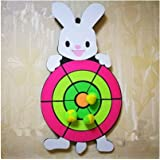 [Sponsored]New Children Sticky Ball Sandbag Throwing Target Plate Indoor Outdoor Fun Sports Toy(cow)