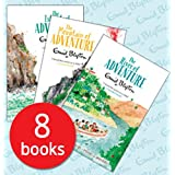 Enid Blyton Adventure Series 8 Books Collection
