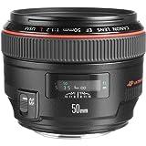 Canon EF 50mm f/1,2L Usm lente para Canon Digital SLR Cámaras–Fijo internacional no versión (garantía de por vida)