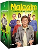Coffret Malcolm Saisons 1 à 4