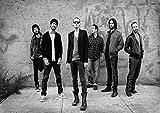 Chester Bennington Linkin Park 4, A3, Poster Great, Rock, Metal Album, Cover, Design, Musik, Band, Best, Foto, Bild, Einzigartige, Kunstdruck,