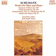 Schumann, R.: Works for Oboe and Piano