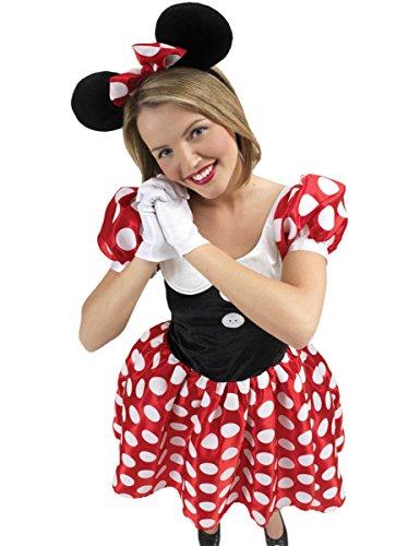 Costume Minnie donna