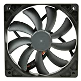 Scythe SY1225 DB12SL Slip Stream 500rpm) Double Ball Bearing Case Fan 120 mm
