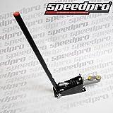 Freno de mano hidráulico universal color negro ECO Rally/carreras/derrapes, de Speedpro