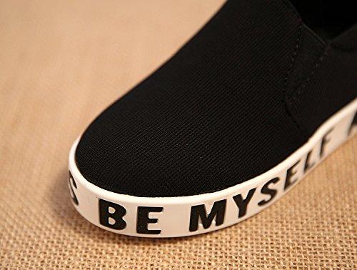 Kailu , chaussure de sport Unisexe - enfant Noir