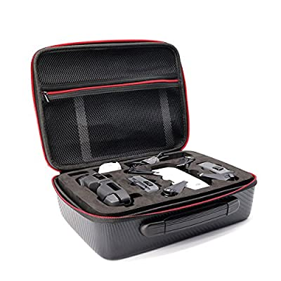 Hard Shell Carrying Box Wtaterproof Suitcase for DJI SPARK Drone