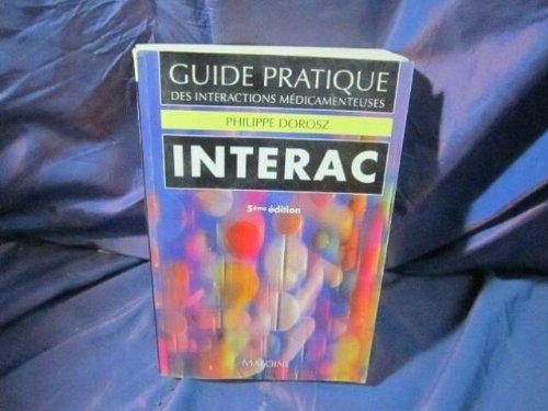 Guide pratique des interactions médicamenteuses