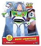 MTW Toys 64061 - Disney Pixar Toy Story, Action Figur Buzz Lightyear mit Karateschlag, 26 x 31 x 14 cm