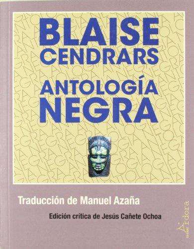 Antología negra (Colección Vanguardia clásica)