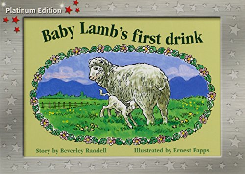 Baby Lamb's First Drink, Platinum Edition (Pms)
