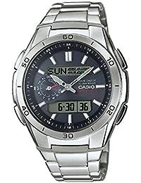 Casio Wave Ceptor – Herren-Armbanduhr mit Analog/Digital-Display und Massives Edelstahlarmband – WVA-M650D-1AER