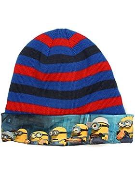Minions Despicable Me Official Boys Knit Hat 52/54cm