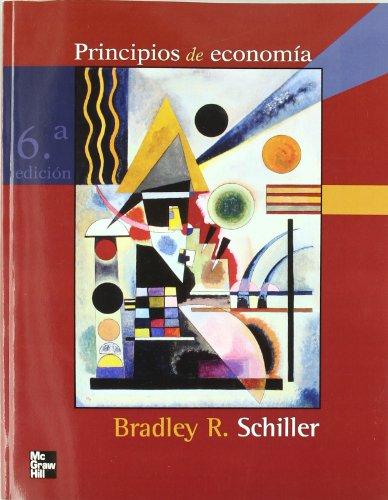 PRINCIPIOS DE ECONOMIA par Bradley Schiller