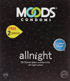 Moods All Night 20's Condom free 2 free ...