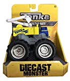 Tonka Diecast Monster Vehicles - Digger