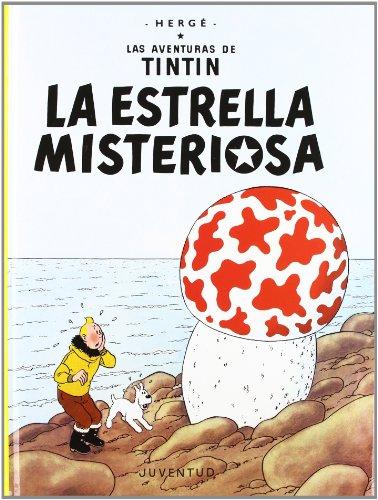 LAS Aventuras De Tintin: LA Estrella Misteriosa (Hardback) por Herge