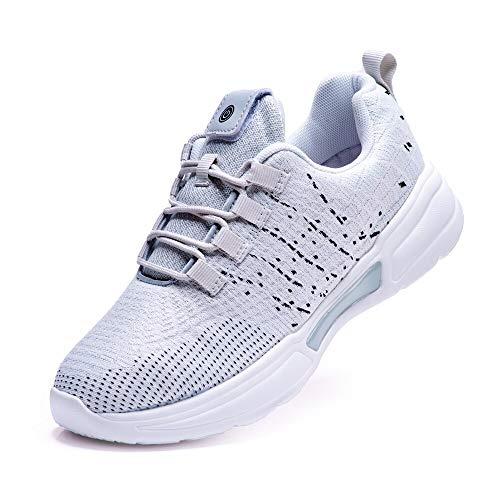 Luminous Schuhe Fiber Optic Led Schuhe Leuchten Sneaker für Männer Frauen Jungen Mädchen Flashing Trainer