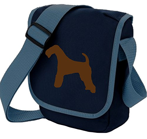 Bag Pixie - Borsa a tracolla unisex adulti Blue