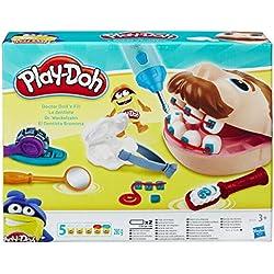 Play-Doh- PDH Core Dentista Bromista, Multicolor, 1 (Hasbro B5520EU4)